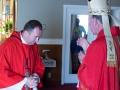 Blessing before the Gospel